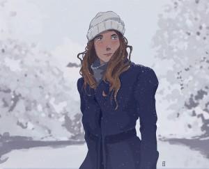girl-snow2