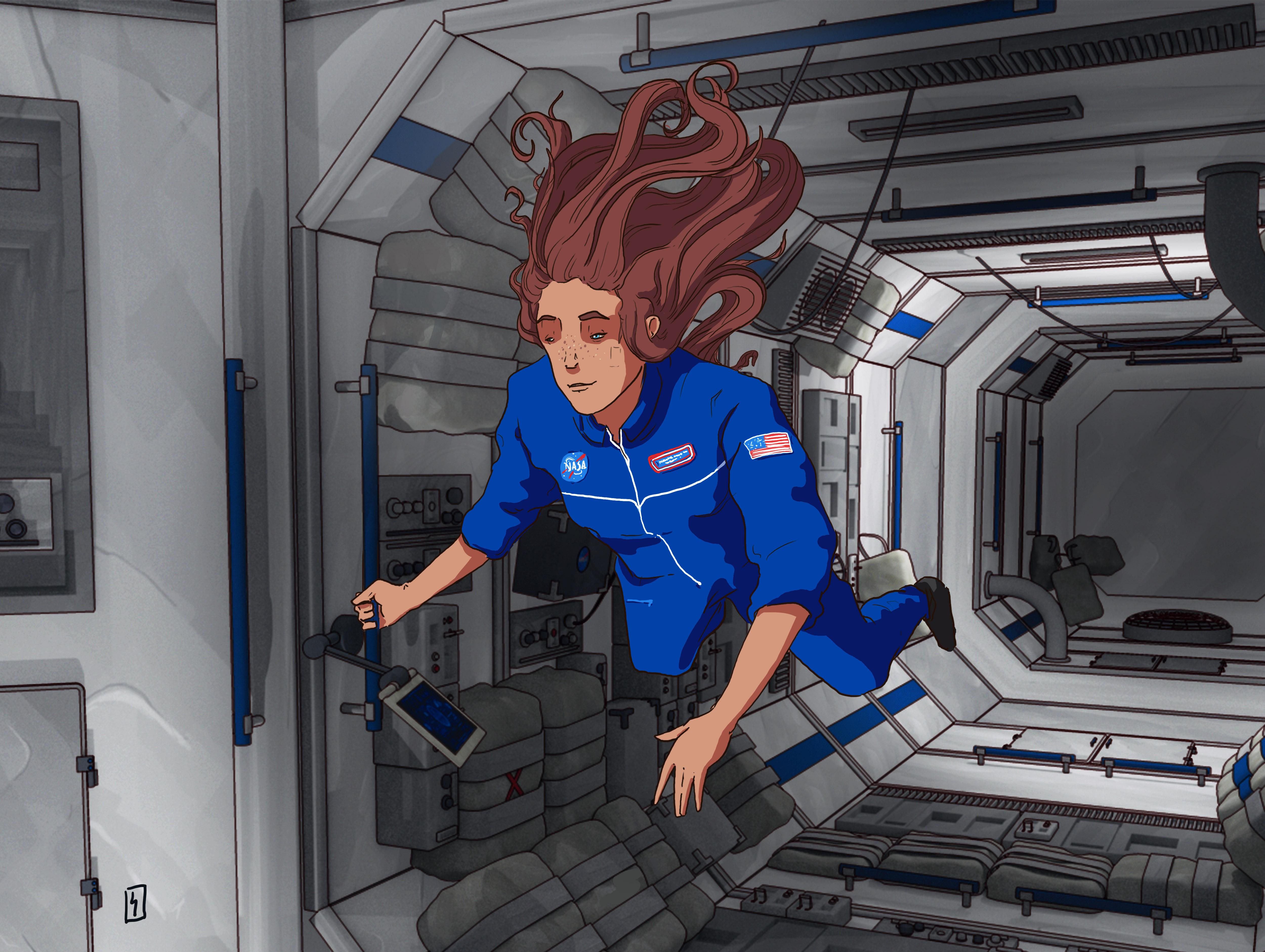 astronaut-iss